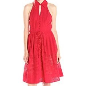 Plenty by Tracy Reese red dress